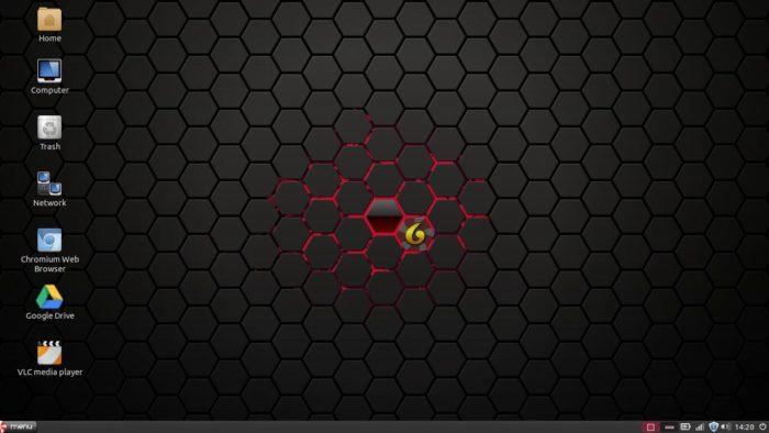 Peppermint OS, a lightweight Linux distro